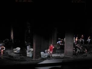 Euene Onegin, acte II (Salzburg 2007)