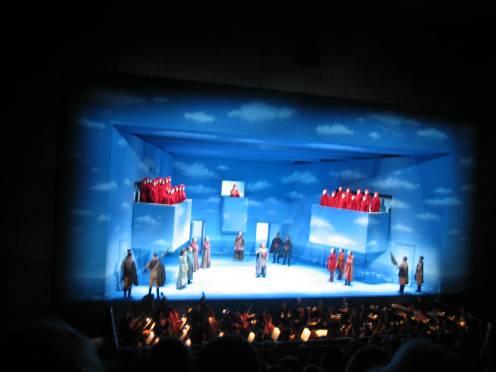 L'Otello en el ROF 2007. Foto ximo