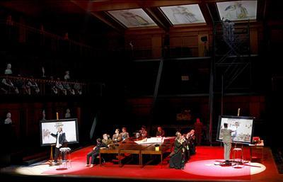 Meistersinger acte 1er