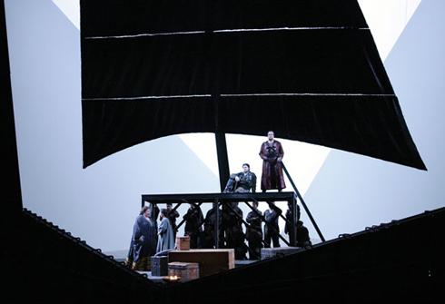 Tristan und Isolde MET acte 1er