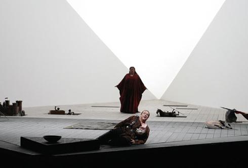 Tristan und Isolde MET acte 3er
