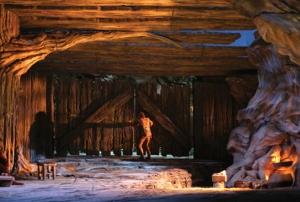 Die Walküre (1er acte) MET Plácido Domingo (Siegmund)