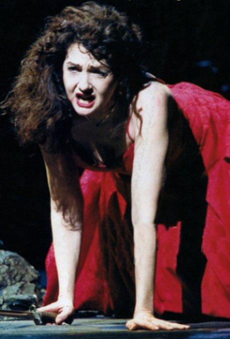Katarina Dalayman, Judith al ROH