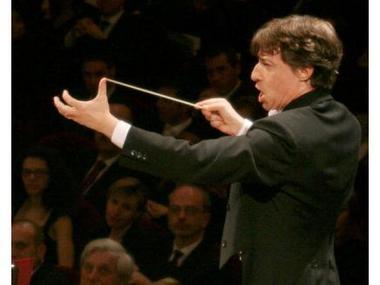 Roberto Abbado Director musical del Ermione