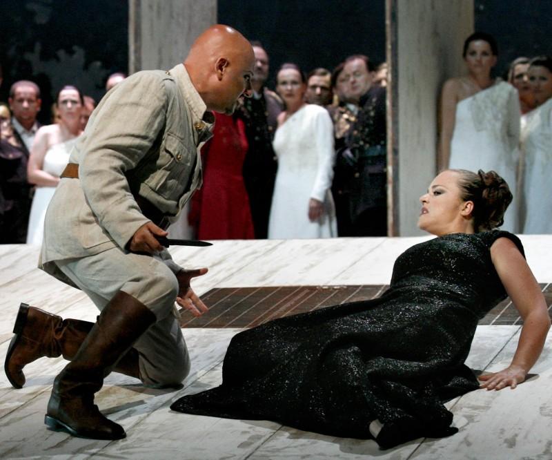 Antonio Siragusa (Oreste) - Sonia Ganassi (Ermione) ROF 2008