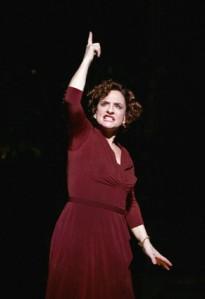 Patti Lupone (Rose al revival de Gypsy 2008)