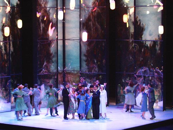 Le Nozze di Figaro (Liceu temporada 2008-2009) foto Bofill