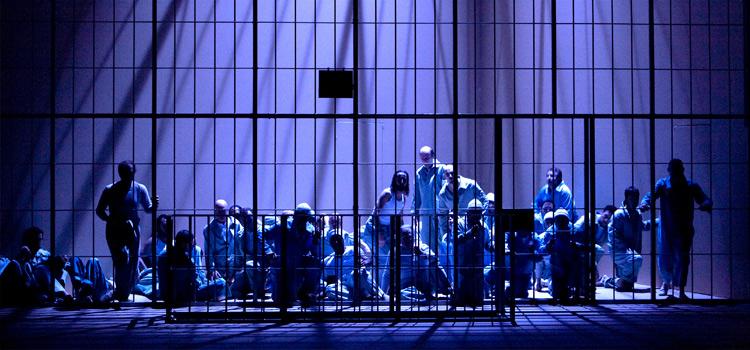 Fidelio a l'Opéra (produció de Johan Simons)