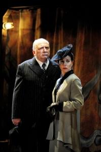 Artur Trias (el pare) i Rosa Cadafalch (la mare)