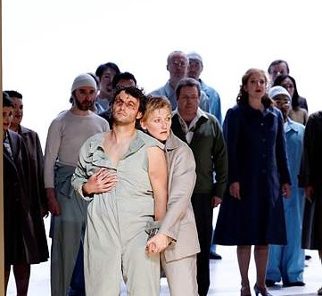 Jonas Kaufmann i Angela Denoke (Fidelio ONP 2008)