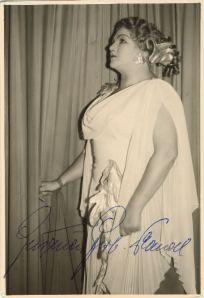 Ariadne auf Naxos a Viena 1956