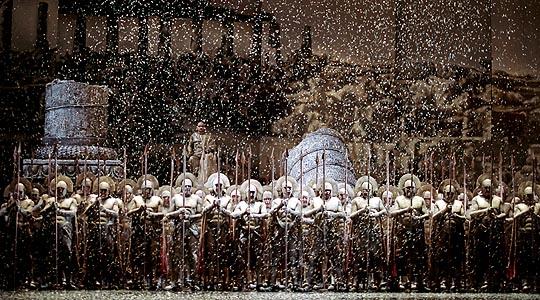 Parsifal a la UDL  direcció escènica de Bernd Eichinger
