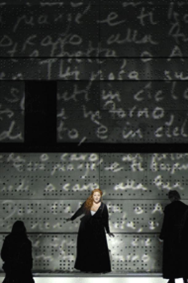 Mariola Cantarero (Elvira) Amterdam 2009
