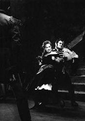 Richard Tucker (Don José) Rise Stevens (Carmen)
