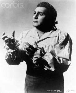 Richard Tucker (andrea Chénier)