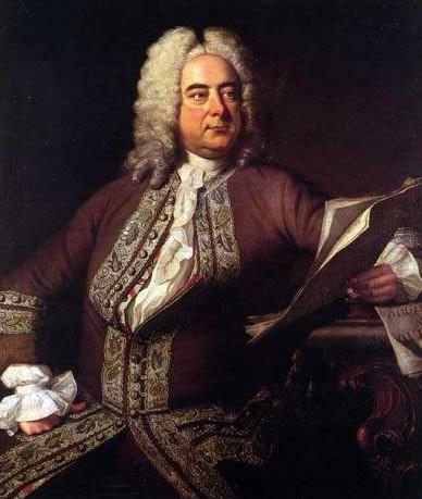 Georg Friedrich Handel (23.02.1685 - 14.04.1759)