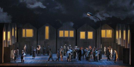 Macbeth a la ONP segons la producció de Dmitri Tcherniakov