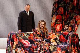 Andrzej Dobber i Marina Poplavskaya - Amsterdam 2009