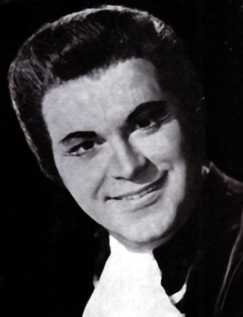 El tenor canadenc André Turp, que tants cors va fer sospirar al Liceu.