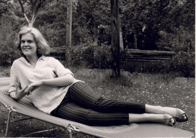 Anja Silja l'any 1960