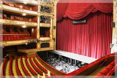 Opéra Royal Wallonie de Lieja (Bèlgica)