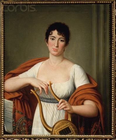 Isabel Colbran (madrid 1785 - Bologna 1845)