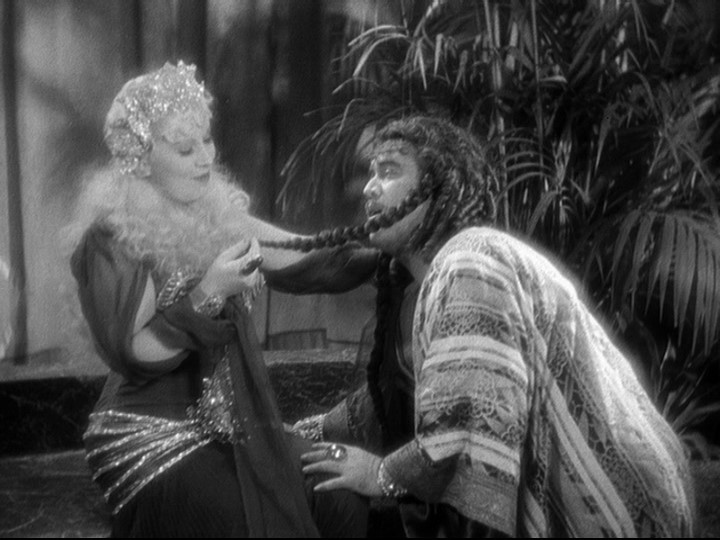 Mae West Dalila a Goin' to Town (1935)