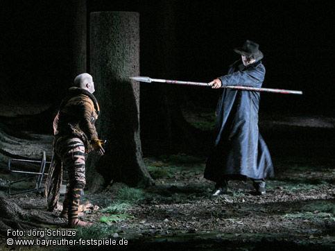 Siegfried Bayreuth producció de Tankred Dorst