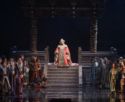 Turandot (acte 3er Liceu) foto Bofill
