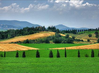La Toscana (un possible dolce riposo)