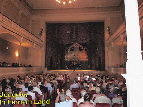 Recital de Gregory Kunde a l'Auditori Pedrotti de Pesaro el 17 d'agost de 2009