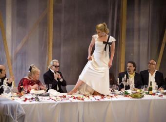 Nina Stemme, Salome a la producció del Liceu juny 2009