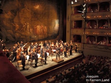 Orchestra Haydn di Bolzano e Trento. Lukasz Borowicz director. Teatro Rossini de Pesaro 16 d'agost de 2009