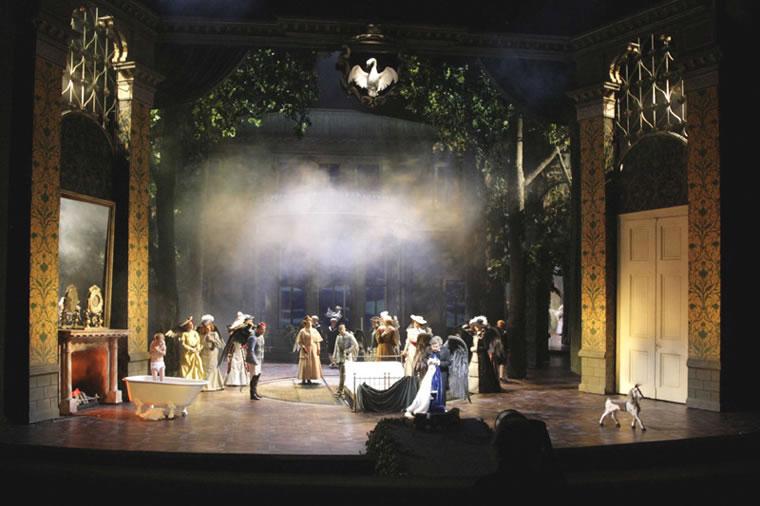 Parsifal Bayreuth - Producció de Stefan Herheim