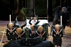 Parsifal - Bayreuth - Producció Stefan Herheim