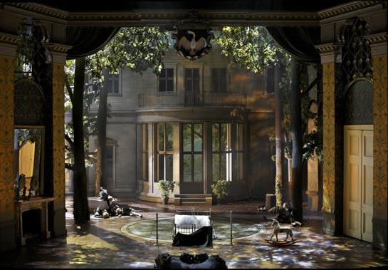 Parsifal - Bayreuth - Producció de Stefan Herheim