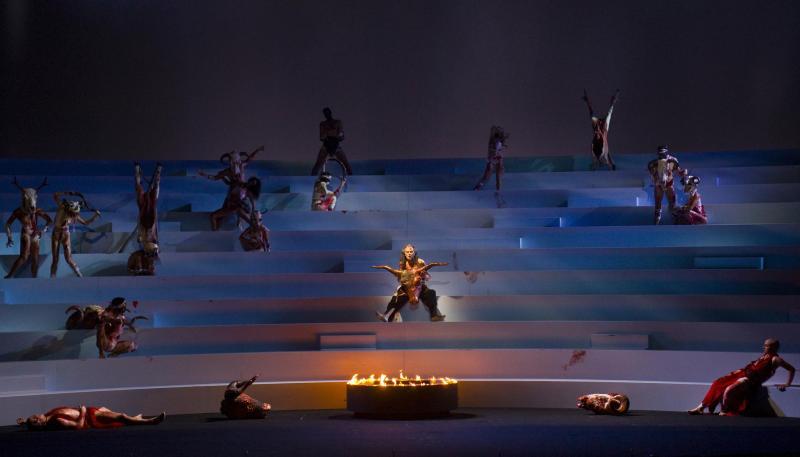 Król Roger, producció de David Poutney Festival de Bregenz 2009, amb co producció amb el Gran Teatre del Liceu