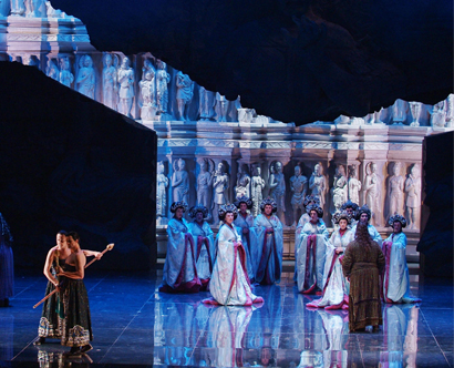Turandot al Liceu - Producció Núria Espert