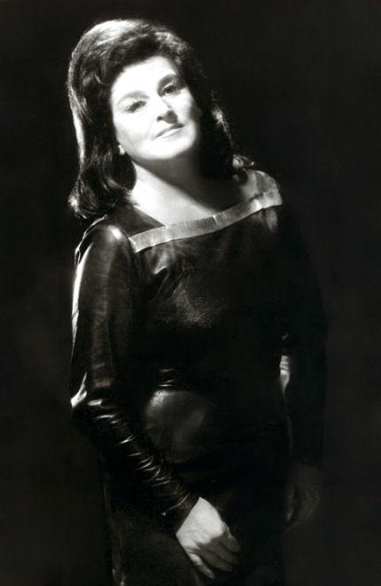 Birgit Nilsson, Isolde a Bayreuth 1966