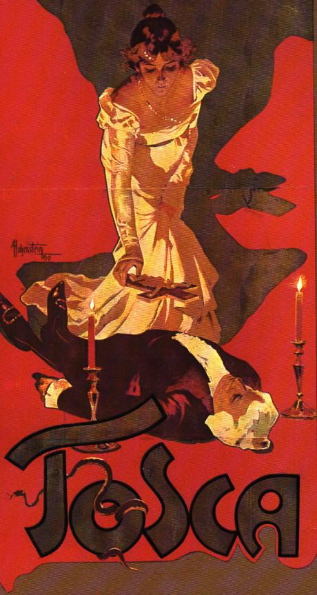 Poster d'Adolfo Hohenstein (1854-1928)
