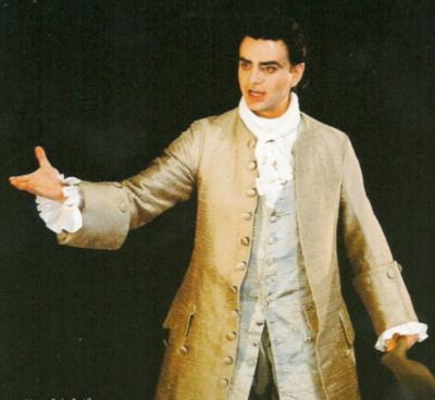 Rolando Villazón (Des Grieux a Paris, abril 2004)