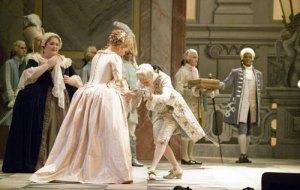 Der Rosenkavalier acte 2on, presentació de la rosa