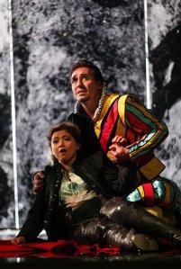 Alberto Gazale i Désirée Rancatore (Rigoletto a Florència)