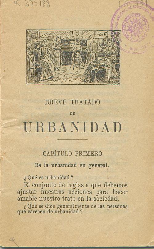 Urbanidad 1