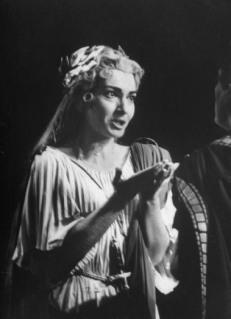 Maria Callas com a Norma