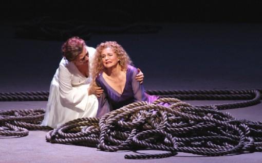 Les Troyens MET 2003 Lorraine Hunt