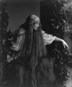 Mary Garden com a Mélisande