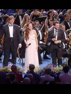 Sierra Boggess, Rod Gilfry,Anna-Jane Casey,Julian Ovenden, Kim Criswell PROMS 2010
