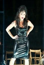 Nadja Michael (Médée a la Monnaie-producció Krzysztof Warlikowski)
