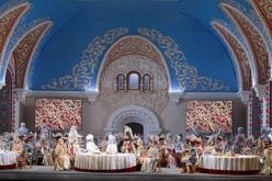 Ruslan i Ludmila, producció de Dmitri Tcherniakov al Bolxoi de Moscou